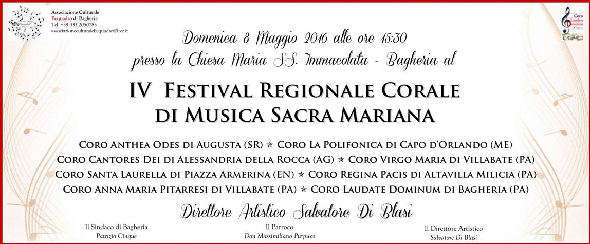festival corale interna