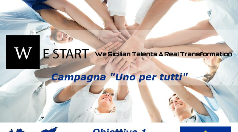 WeStart - Campagna uno per tutti