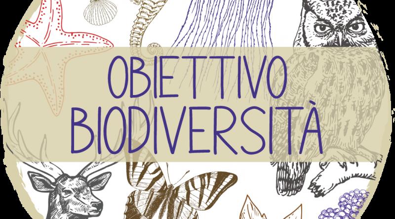 Logo Progetto Obiettivo Biodiversità