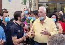 CASTELDACCIA: La cittadinanza abbraccia Antonino Bossolo